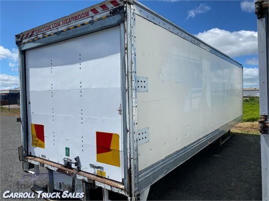 2003 Custom Built 25 Ft Carroll Truck Sales Queensland - Truck Bodies for Sale