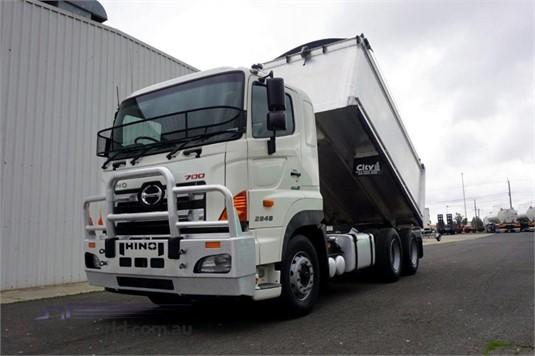 2013 Hino FS2848 - Trucks for Sale