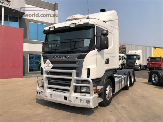 2009 Scania R560 - Trucks for Sale