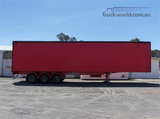 2009 Maxitrans Curtainsider Trailer - Trailers for Sale