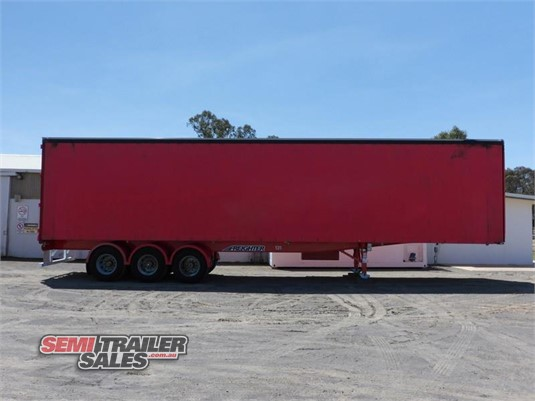 2009 Maxitrans Curtainsider Trailer Semi Trailer Sales Pty Ltd - Trailers for Sale