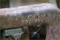 2 GM 6 Cylinder Straight 6 Intake Manifolds