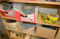 Large Assortment of Screws & Hardware
