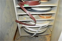 PVC Edge Banding with Cabinet
