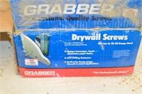 (2) Boxes of Nails & Drywall Screws