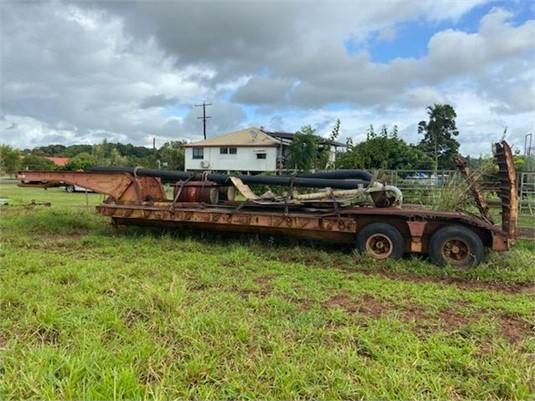 1990 Drake Low Loader - Trailers for Sale