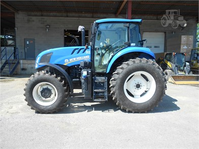 New Holland Ts6 130 For Sale 8 Listings Tractorhouse Com Page 1 Of 1
