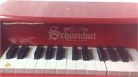 Small SCHOENHUT piano