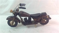 12 inch wood motorcycle