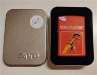 "Zippo ""Out of Sight"" lighter ziplight - unused"