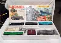 Lionel Size O-27 Silver Star train set