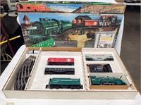 Lionel Size O-27 Southern Streak train set