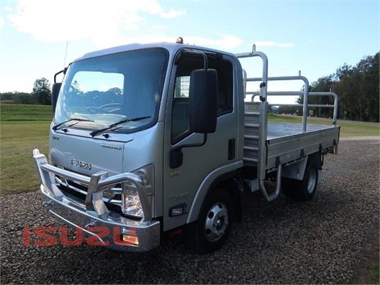 2017 Isuzu NPR 45 155 AMT SWB Premium Tradepack Used Isuzu Trucks - Trucks for Sale