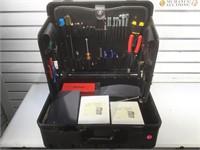'Jensen tools' Electronic tools w/toolbox