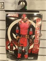 Spencers loungewear Deadpool adult costume XL