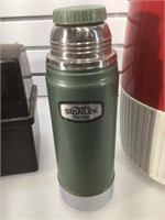Vintage Coleman Thermo Jug w/lunchbox and more