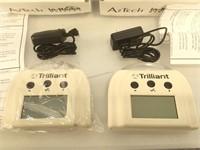 2 NIB Aztech Trillant meter ID