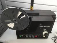Chinon 8mm Projector w/original box