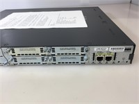 Cisco Systems 2800 Series router, not tested.