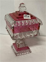 King crown ruby flash candy dish… I have never