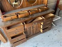 Large heavy dresser-42