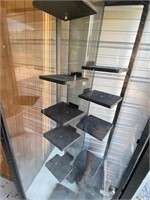 Display cabinet for your goodies -42... we do not