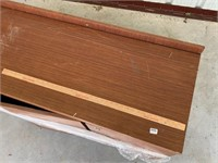 6' wide heavy duty desk drawers with file d