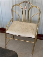 brass vanity chair  -26