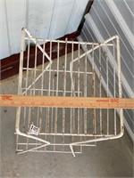 wrought iron plant stand -26  one rung is loose