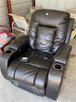 electric recliner untested - 25