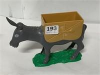vintage donkey cigarette dispenser- missing an