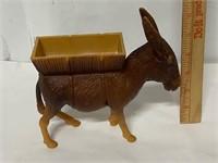Vintage donkey cigarette dispenser- complete