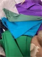 misc fabric lot