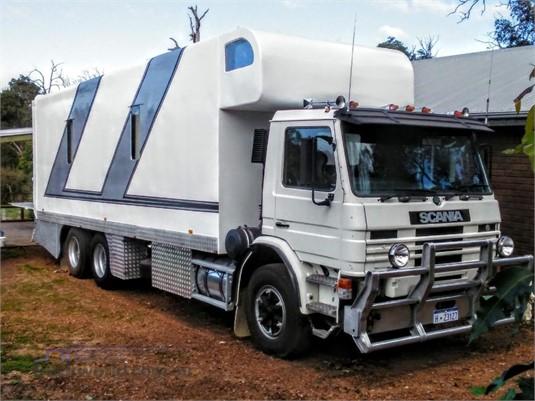 1990 Scania P113 - Trucks for Sale