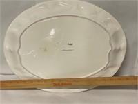 Sapota shell platter and some seashells