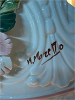 Moretto Mario Handmade in Italy, hand painted