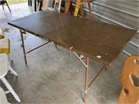 Nice lightweight portable table- #52  the way the