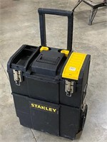 Stanley rolling tool box