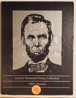 LINCOLN MEMORIAL PENNY COLLECTION (42)