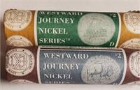 2004 & 2005 WESTWARD JOURNEY NICKELS (39)