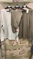 70 Each White/Tan/Black Undergarments Various