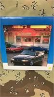 22 Each Automotive Stickers/Auto Plate/Wall Art