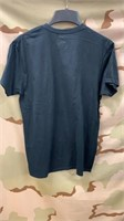 28 Each Black Mossy Oak T-Shirts Small & Med New