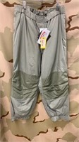 15 Each Gray Extreme Cold Weather Trousers New
