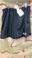 26 Each Army Black PT Shorts XL New