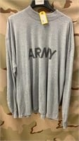 17 Each Army PT Long Sleeves Shirts Various S