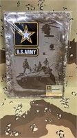 5 Each US Army Bradley Metal Sign New