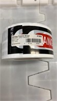 6 Each Danger Work Area Tape Rolls 1000ft New