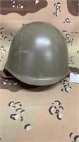 3 Each Russian Steel Pot Helmets Used