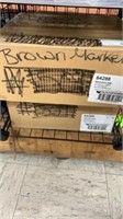 2 Boxes Brown Markers 24 Per Total 576 New
